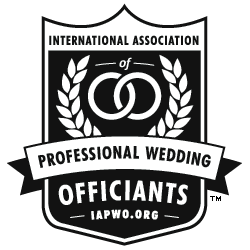International Association of Professional Wedding Officiants Logo