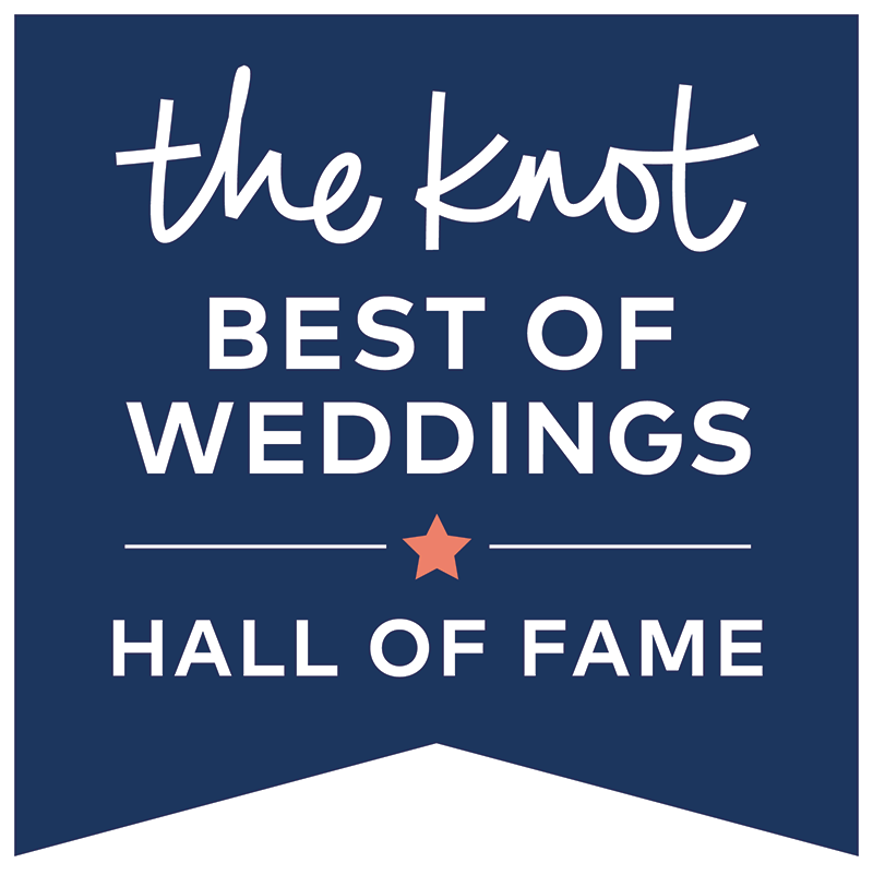 Knot Best of Weddings Hall of Fame